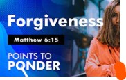 4 TIPS FOR FORGIVENESS